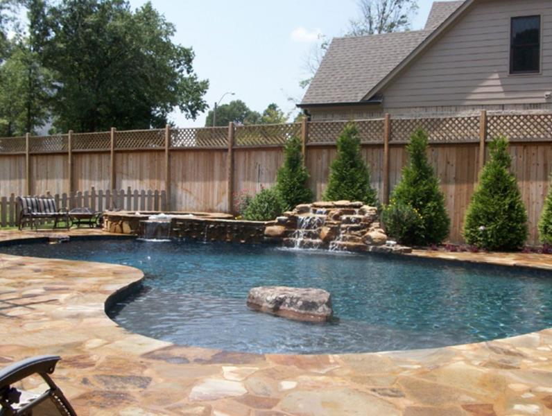 Custom Swimming Pool Builder/Pool Liner Replacement, Memphis ...